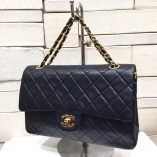 Vintage CHANEL Matelasse Bag
