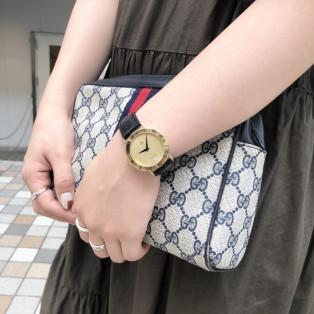 【HIROB】☆第5弾☆ Vintage GUCCI Watch!!