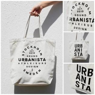 「urbanista」商品をお買い上げでトートバックプレゼント♪