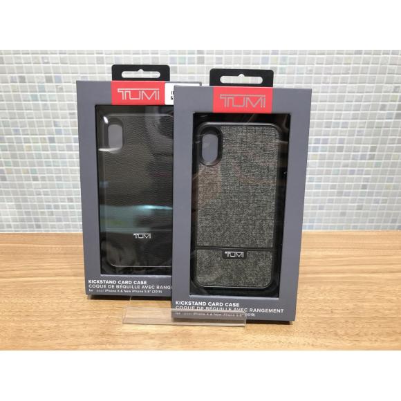 TUMIのiPhoneケース!