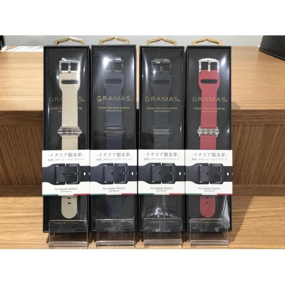 革製 Apple Watch Band!