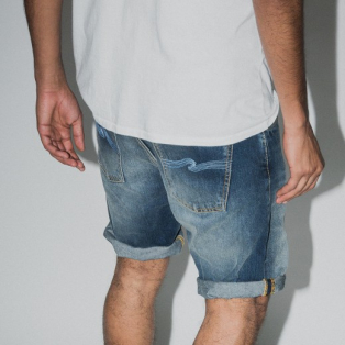 《Shorten the seconds》nudie jeans初のショーツをリリース!!