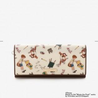 【くまのプーさんコレクション】長財布