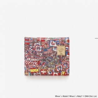 【『ウォ―リーをさがせ!』コレクション】折財布