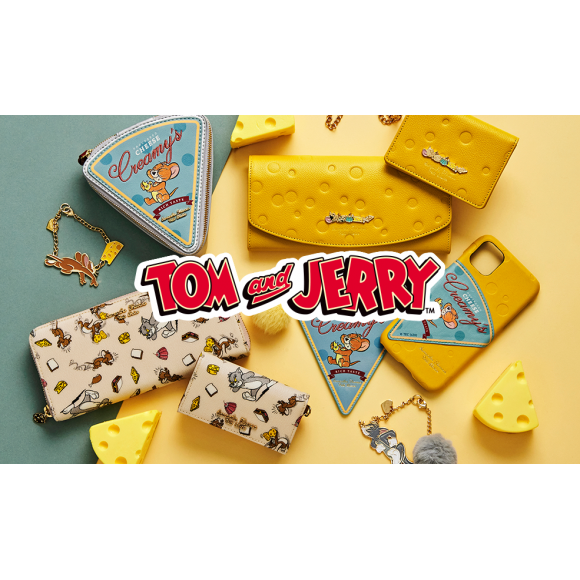 サマンサタバサプチチョイスから「トムとジェリー」コレクションが初登場!