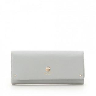 ビジューパール 長財布