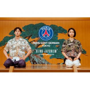 PARIS SAINT-GERMAIN TOKYO 2019 Spring & Summer Collection