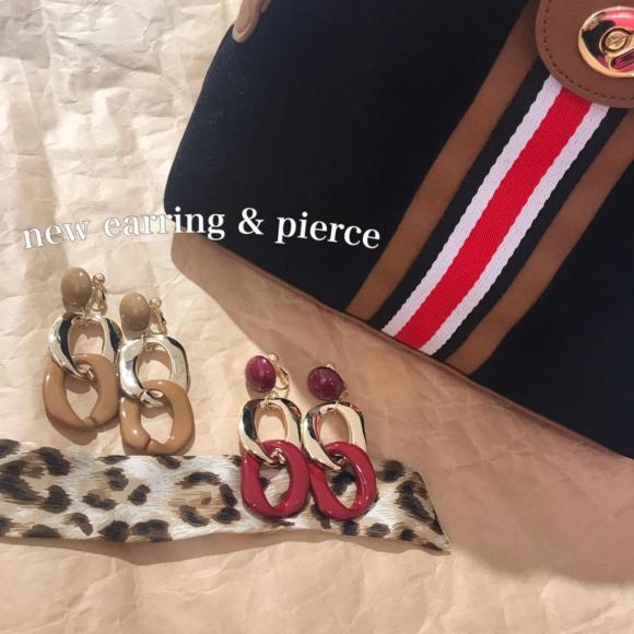 new♡earring&pierce