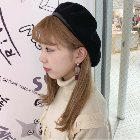 ❤︎ベレー帽❤︎