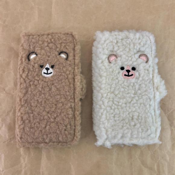 オススメ♡ボアクマiPhoneケース