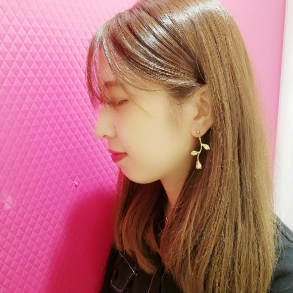 new♡イチリンバラピアス&イヤリング