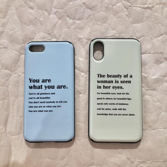 Newデザイン❤︎ スライド式iPhoneケース