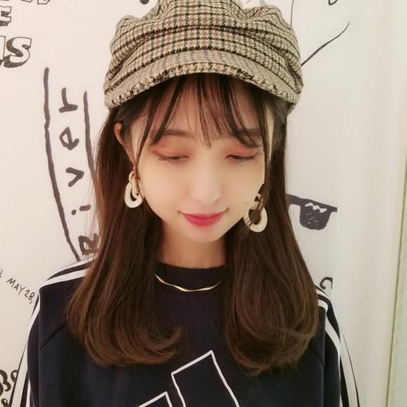 new♡MANYWAYアクリルピアス/イヤリング