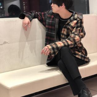 田中の店頭コーデ見せちゃいます!♡