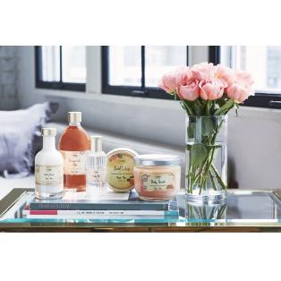 春の訪れを知らせてくれる香り、SABONのローズティーシリーズ