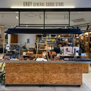 パルコ東館1FにあるUNBY GENERAL GOODS STOREの気になる店内をご紹介します!!
