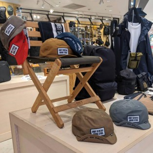 UNBY STORE別注【Clef】のベースボールキャップが新登場!!
