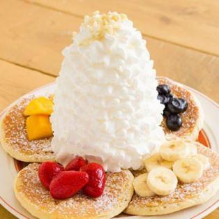 ディナー限定♡パンケーキ