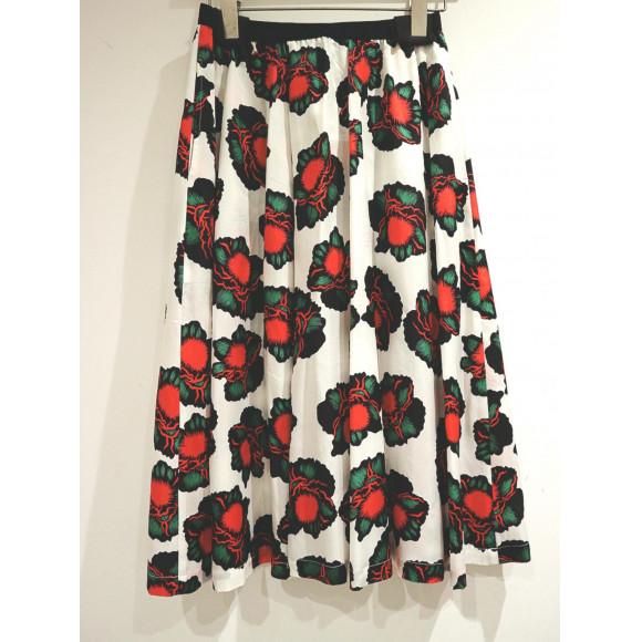 《TOGA》総柄スカート