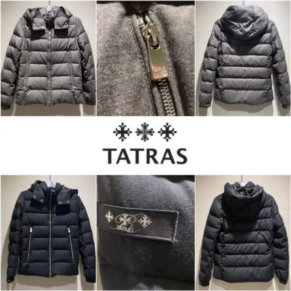 ★TATRAS 新作アイテム★