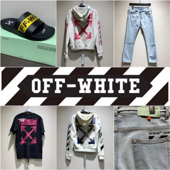 ★OFF-WHITE 新作アイテム★