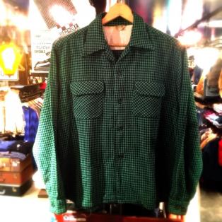 men's Pilgrim Wool Check Shirt