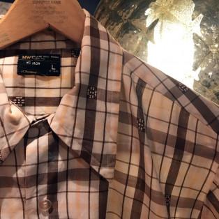 men's JCPenney Cotton Check Shirt