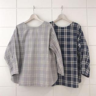 2wayチェックシャツ♪