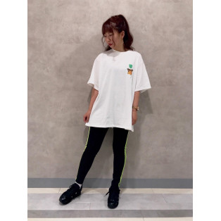 個性派★ワンポイントTシャツ