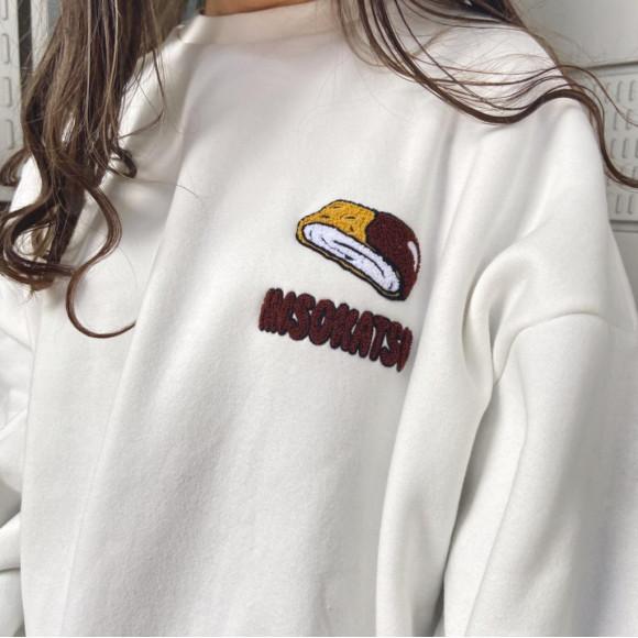 店舗限定♡サガラ刺繍スウェット♡