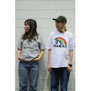 T1011「HAWAII」「UCLA」カレッジTシャツ