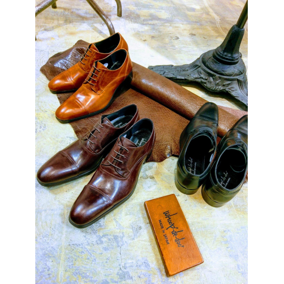 made in japan『Tochigi leather business shoes 』