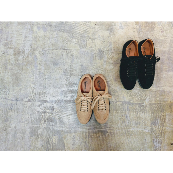 made in spain!『vulcarini』sneakers!