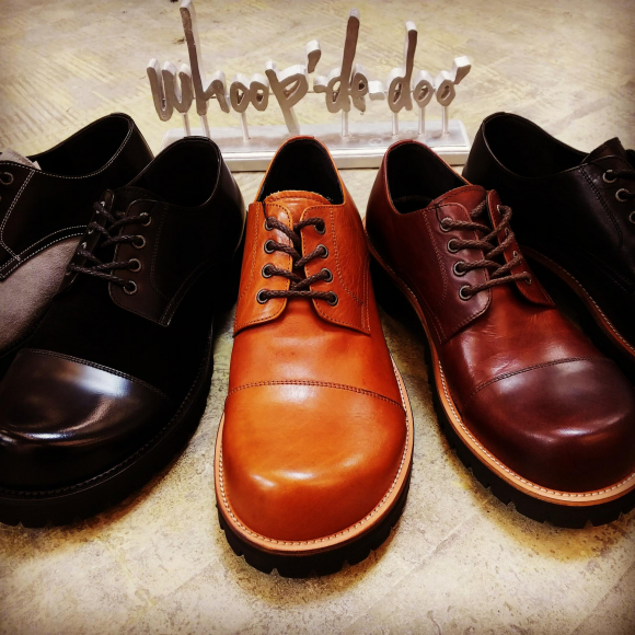 『Balloon toe shoes』from whoop-de-doo