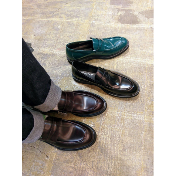 『Platform coin loafers』recommended !!