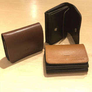 buddy Square Fold Wallet