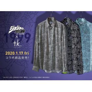 TVアニメ『ジョジョの奇妙な冒険 ダイアモンドは砕けない』と『tk.TAKEO KIKUCHI』のコラボ商品1月17日(金)発売!