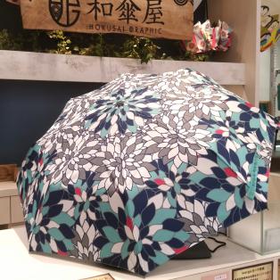 万華鏡のような傘