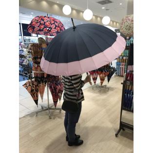 強い傘がいいんです。