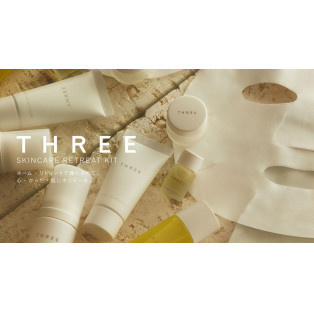 THREE SKINCARE RITREAT KIT