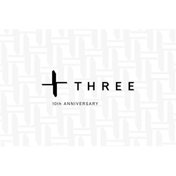 THREE 10th ANNIVERSARY COLLECTION