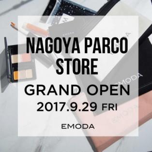 9月29日 名古屋PARCO GRAND OPEN★