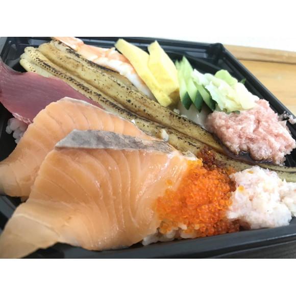 【ランチ】たまには贅沢海鮮丼!磯丸水産!