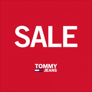 Tommy Jeans 冬のSALE 12.11 スタート