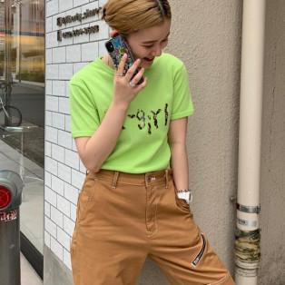 X-girl×IBUKI コラボ