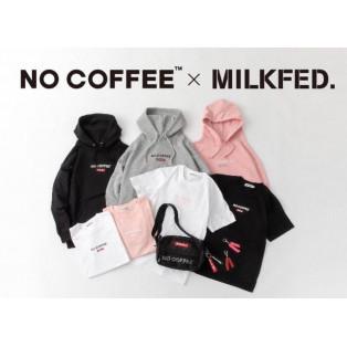 ❤︎NO COFFEE×MILKFED.発売❤︎