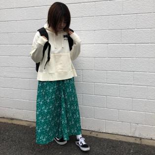 春の新作スカート♡