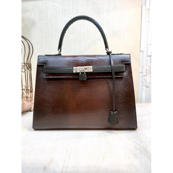 老舗職人が歴史ある製法で作るリングリザード&パイソンバッグ