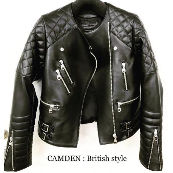 NEW LEATHER JACKETS   CAMDEN :British style