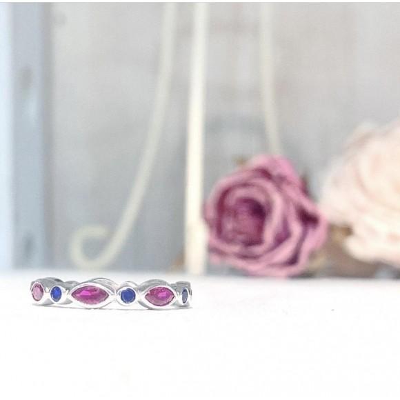 リング (指輪) シルバー CHIAVI D'ORO (キアーヴィドォーロ) フランス製